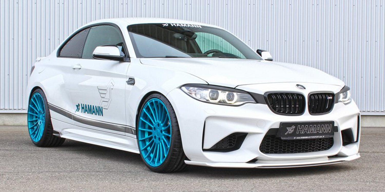 Hamann saca 420 CV al BMW M2