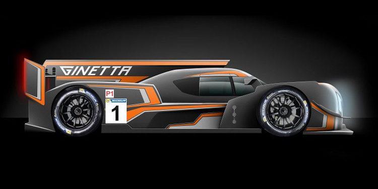 Ginetta anuncia un chasis de LMP1 para 2018