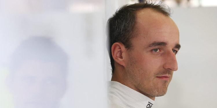 Robert Kubica participará en las 24 Horas de Dubai