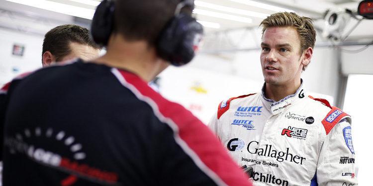 Tom Chilton renueva con Sébastien Loeb Racing para 2017