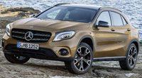 Mercedes-Benz presenta el restyling del GLA