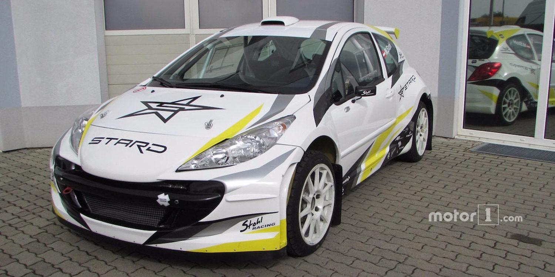 El rallycross eléctrico es ya una realidad