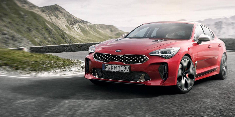 Nuevo KIA Stinger GT 2017, el modelo coreano más premium