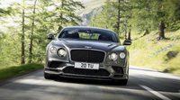 Bentley comienza el 2017 con el nuevo Continental GT Supersports