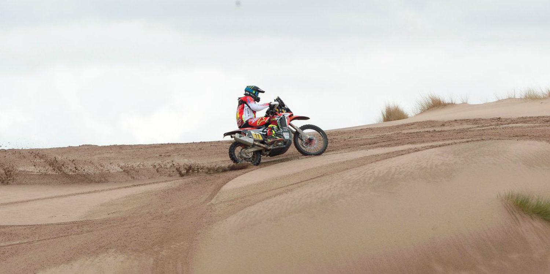 Motos | Barreda gana pero nadie afloja