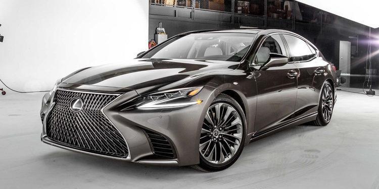 Descubre el nuevo Lexus LS 2018, más tecnología a tu disposición