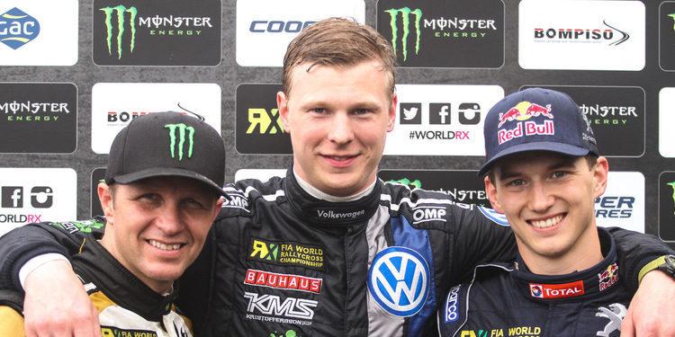 Petter Solberg salva a Volkswagen y ficha a Johan Kritoffersson