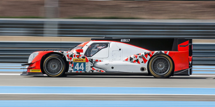 Manor competirá con un Ginetta LMP1 en el WEC en 2018