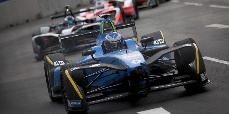 La Fórmula E, alternativa para los ex pilotos de la F1