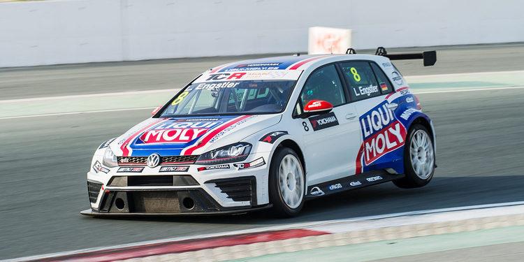 Luca Engstler consigue la pole en su debut en las TCR Oriente Medio