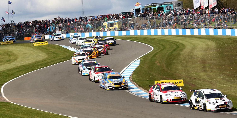 MotorSport Vision compra el circuito de Donington