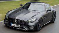 AMG se botó con el imponente Mercedes-AMG GT C Edition 50