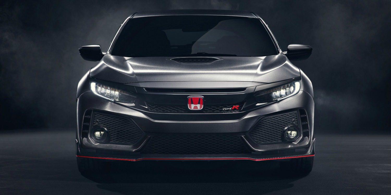 El nuevo Honda Civic Type R Prototype hace su debut oficial en Asia