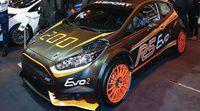 M-Sport presenta el Ford Fiesta R5 Evo2
