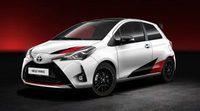 Nueva versión del Toyota Yaris con altas prestaciones