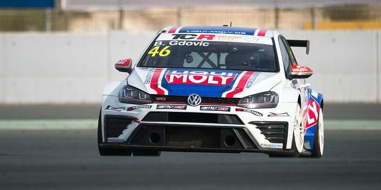 Luca Engstler y Brandon Gdovic se reparten las victorias en Dubai