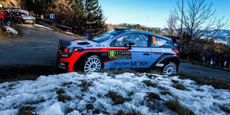 Hyundai Motorsport al asalto del WRC con su Hyundai i20 Coupé
