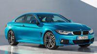 BMW actualiza la Serie 4 de cara al 2017
