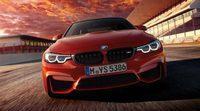 El BMW M4 también recibe los cambios del resto de la gama