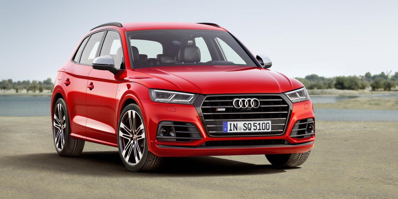 Nuevo Audi SQ5 2017, vuelve el gasolina