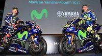 MotoGP: Presentación del Movistar Yamaha 2017