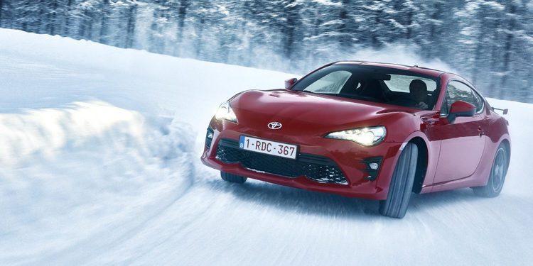 Nuevo Toyota GT86 2017, desde 32.990 Euros