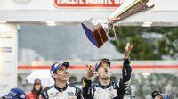 Sébastien Ogier sigue siendo el 'rey' en el 'reinicio' del WRC