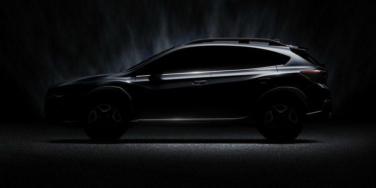 El nuevo Subaru XV hara su debut en el Salón de Ginebra