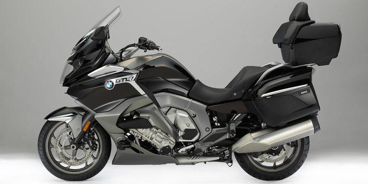Asi es la nueva BMW K1600GTL 2017