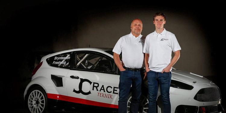 JC Raceteknik lleva al Europeo a Thomas Bryntesson y Ola Frøshaug