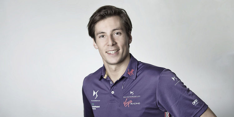 Alex Lynn firma con DS Virgin Racing como piloto reserva
