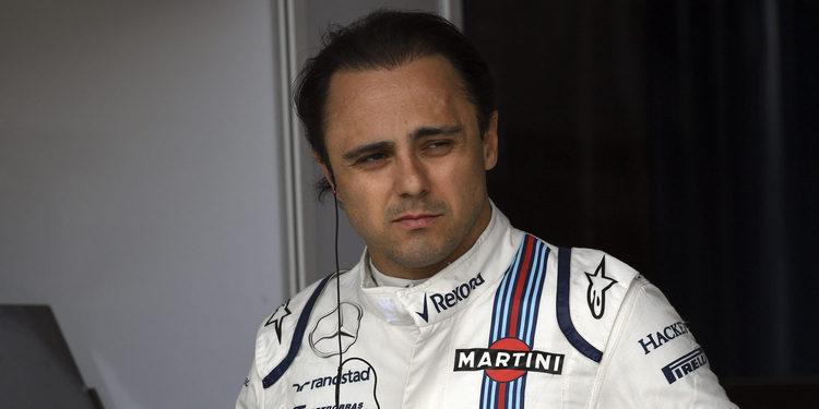 Felipe Massa probará el Jaguar eléctrico I-Type 1