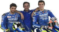 MotoGP: Presentación del Suzuki Ecstar