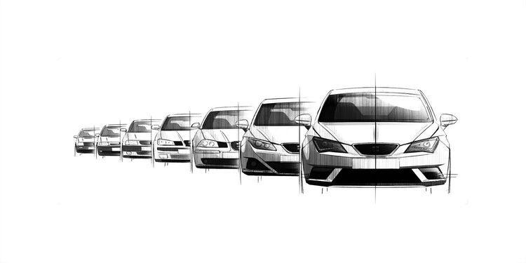 Un coche de leyenda: Seat Ibiza