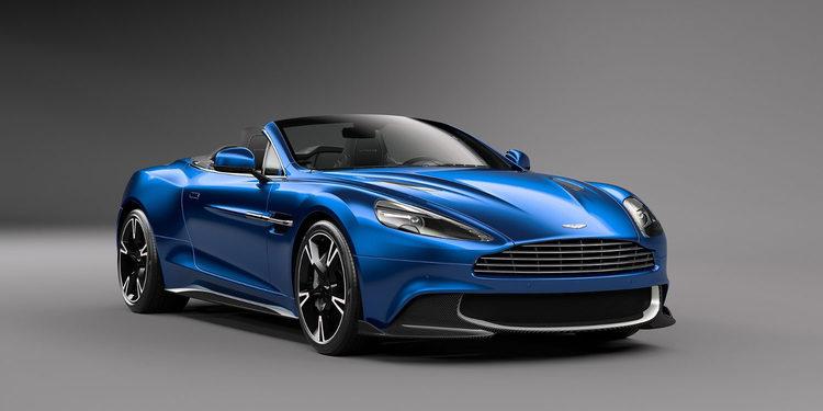 Así es el nuevo Aston Martin Vanquish S Volante