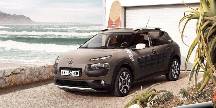 Citroën C4 Cactus 2017 ahora con nueva transmisión