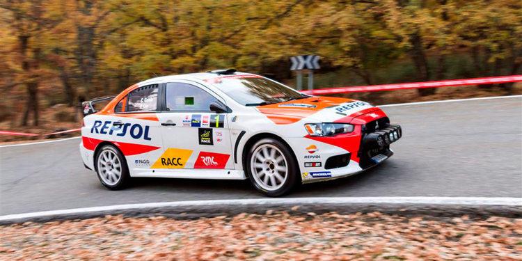 Los rallys del Campeonato de España tendrán su particular 'Power Stage'