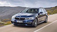 BMW presentará el Serie 5 Touring en el Salón de Ginebra