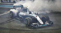 La Fórmula E despertó el interés del campeón Nico Rosberg