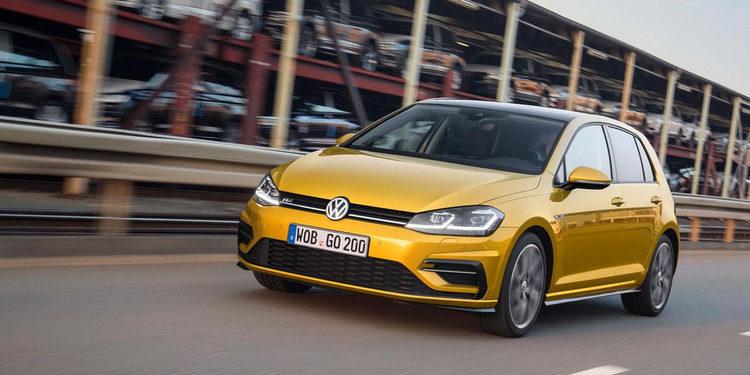 Admira el nuevo Volkswagen Golf 2017