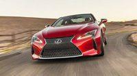 Conoce los nuevos Lexus LC500 y 500h