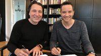 Timo Scheider firma con MJP Racing Team Austria