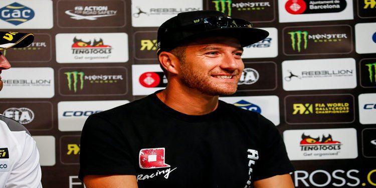 """Timo Scheider: """"Espero una gran temporada de rallycross"""""""