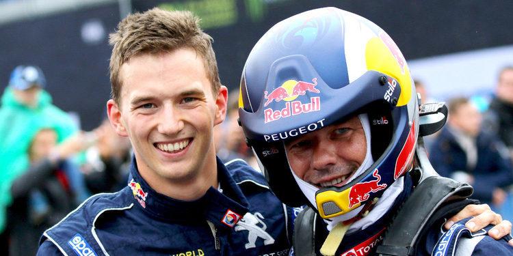 Peugeot Hansen estará en el Mundial de Rallycross con tres Supercoches