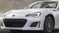 Subaru repotencia su modelo BRZ