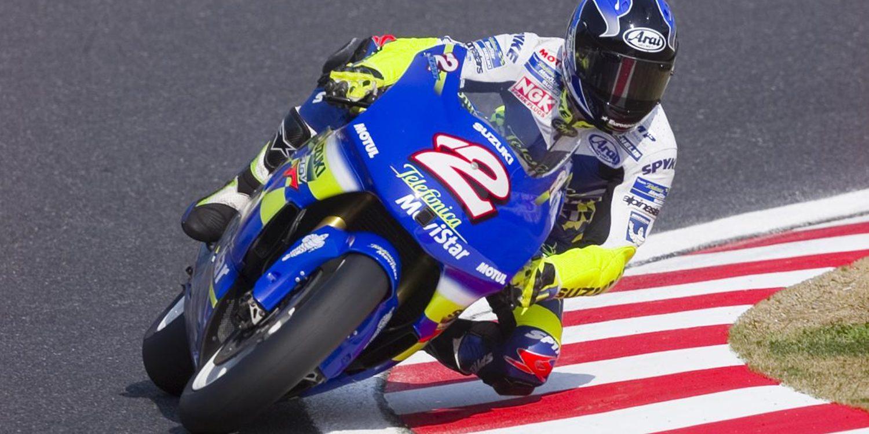 Roberts Jr y Lucchinelli pasan a ser 'MotoGP Legends'