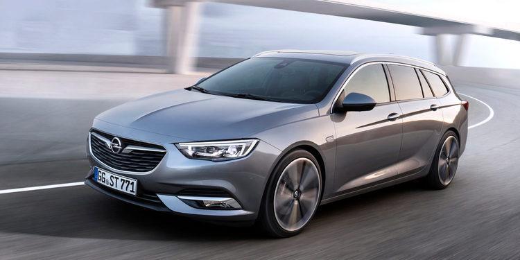 Nuevo Opel Insignia Sports Tourer 2017