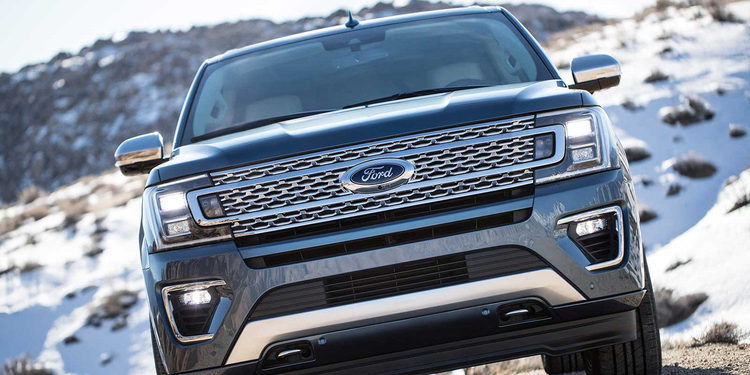 Deléitate con la Ford Expedition 2018