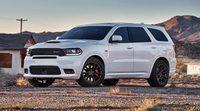Dodge Durango SRT 2018 más rápida y poderosa