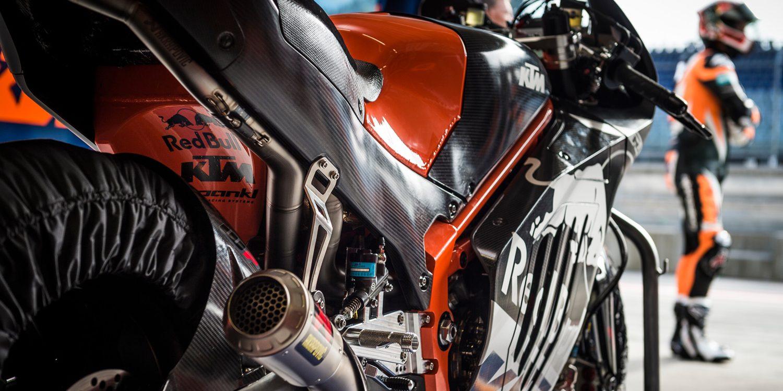 KTM, la quinta sinfonía de MotoGP